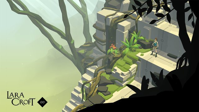 Lara Croft GO disponibile su PlayStation 4