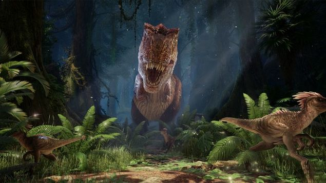 Ark Park: annunciato lo spin-off VR di Ark: Survival Evolved