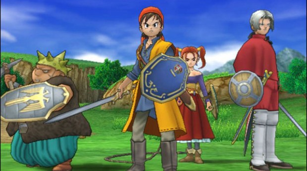 Dragon Quest VIII: Due nuovi video gameplay