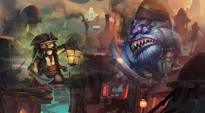 Hearthstone: Dragon Pirate Warrior - Guida ai mazzi