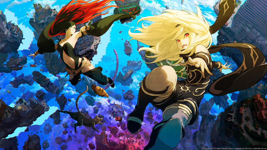 Gravity Rush 2: Un nuovo gameplay trailer