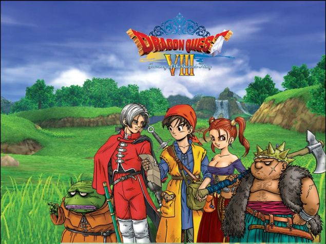 Dragon Quest VIII: L'odissea del Re maledetto, il trailer di lancio