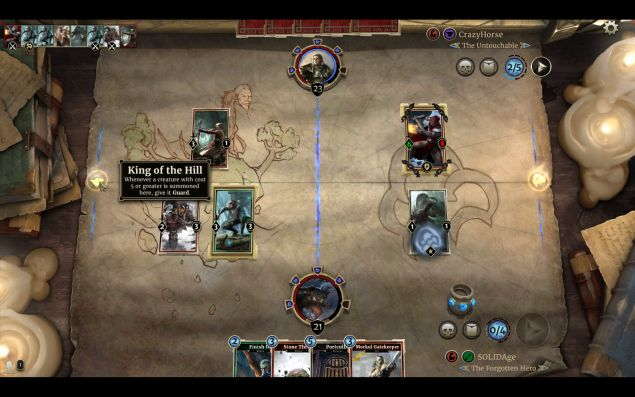 The Elder Scrolls: Legends - Eroi di Skyrim disponibile da oggi