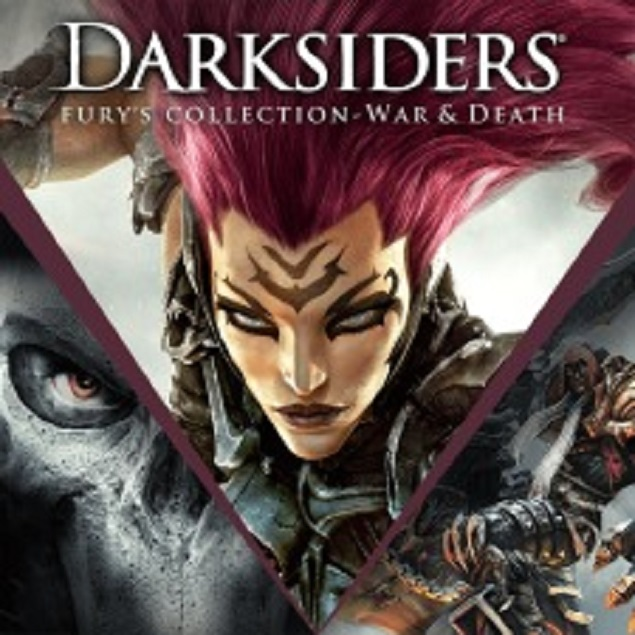 Darksiders: Fury's Collection arriva sul PlayStation Store