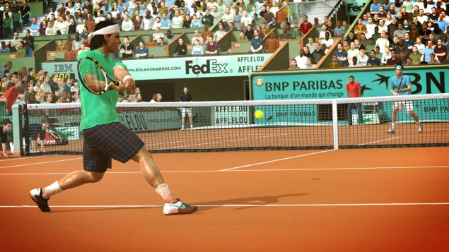 Tennis World Tour: annunciato l'erede di Top Spin