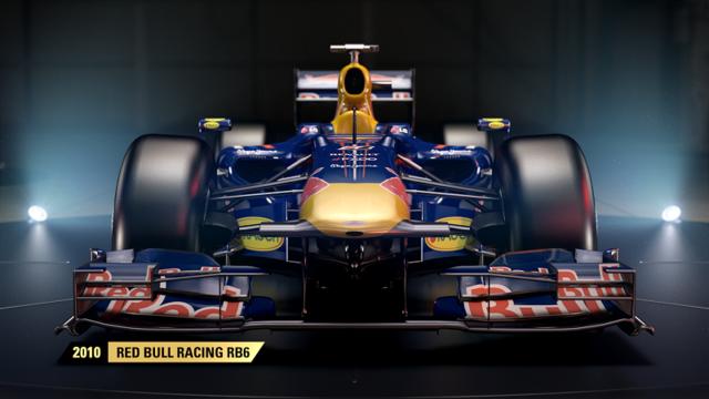 F1 2017: presentata la Red Bull del 2010, sarà tra le auto iconiche