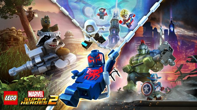 Lego Marvel Super Heroes 2 e Cars 3: Driven to Win - Anteprima