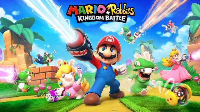 Mario + Rabbids: Kingdom Battle - svelati gli Amiibo compatibili