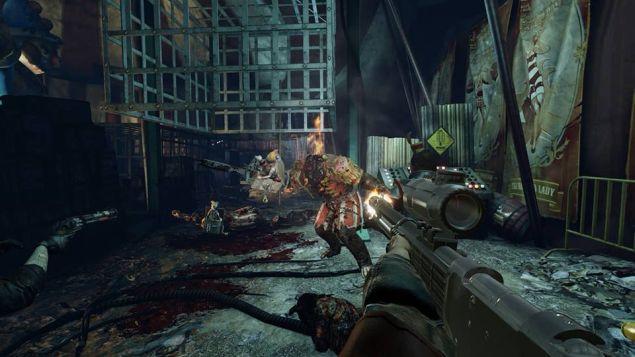 Killing floor 2 annunciato su xbox one e xbox one x for Killing floor xbox one