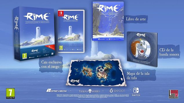 RiME: Collector's Edition avvistata su Amazon
