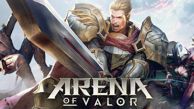 arena-of-valor-disponibile