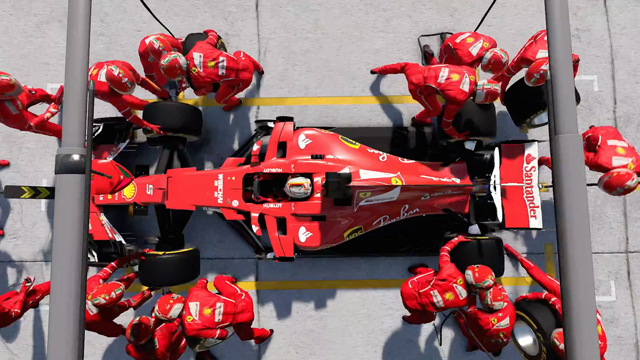 F1 2017 si mostra in un nuovo gameplay