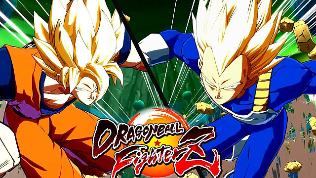 Dragon Ball FighterZ: Goku e Vegeta SSGSS mostrano tutta la loro potenza