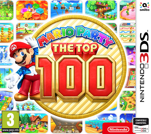 Mario Party: The Top 100 annunciato ufficialmente da Nintendo