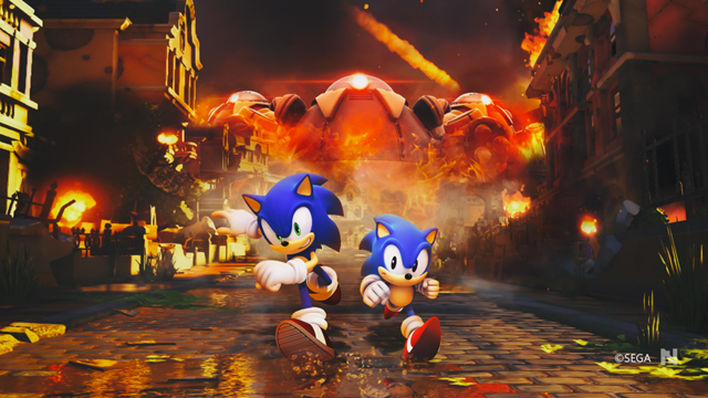 Sonic Forces: aperti i preordini della Digital Bonus Edition