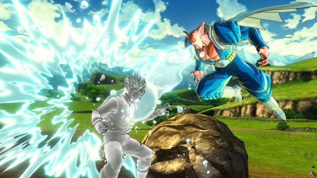 Dragon Ball Xenoverse 2 è disponibile su Switch