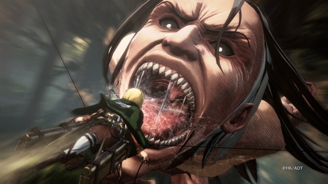 Attack on Titan 2 arriverà anche su Switch, PlayStation Vita e PC
