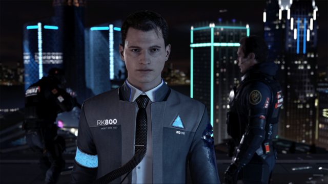 Detroit: Become Human - Hands On