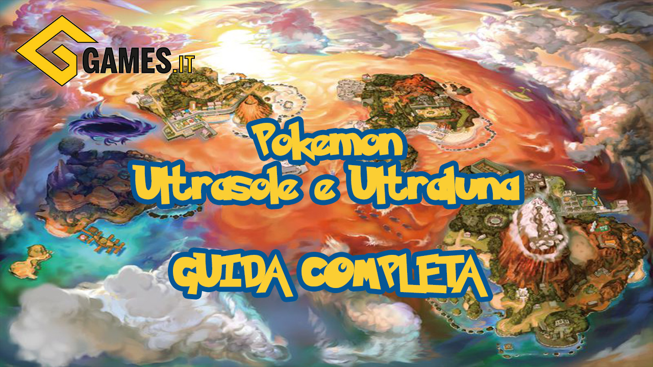 Pokemon Ultrasole e Ultraluna (Postgame) - Guida all'Episodio RR