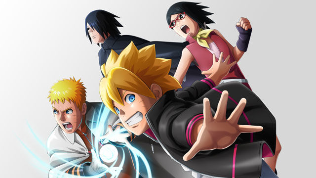 Naruto X Boruto Ninja Voltage disponibile per dispositivi mobile