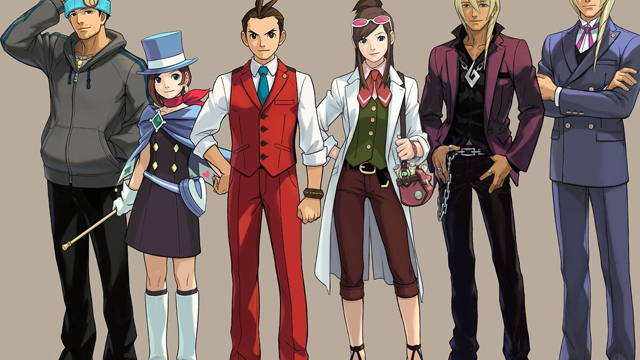 Apollo Justice: Ace Attorney è disponibile su Nintendo 3DS