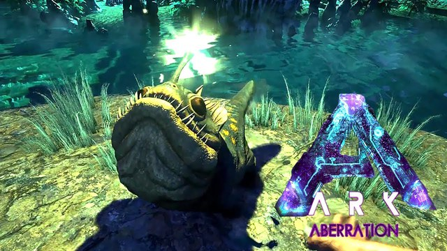 ARK: Survival Evolved - annunciata la data d'uscita di 'Aberration'