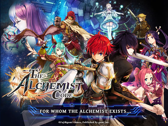 the-alchemist-code-trucchi