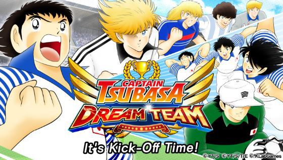 Captain Tsubasa: Dream Team - Holly e Benji arrivano oggi su Android e iOS