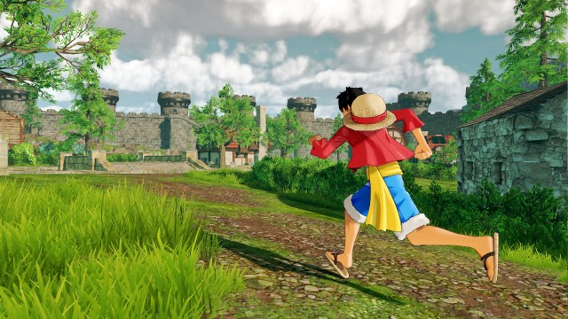 One Piece: World Seeker - primo gameplay off-screen