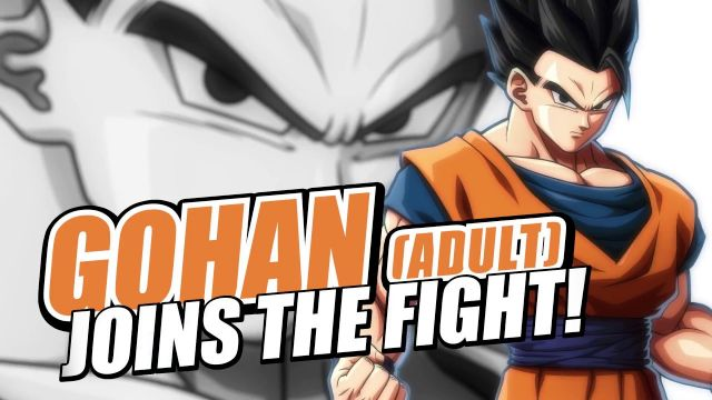 Dragon Ball FighterZ: Gohan adulto in azione nel nuovo gameplay