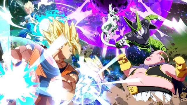 Dragon Ball FighterZ: pubblicato l'epico filmato d'apertura