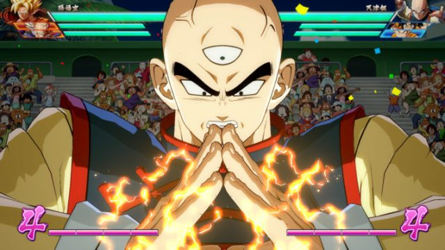 Dragon Ball FighterZ: alla scoperta di Tien