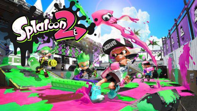 Splatoon 2: disponibile la patch 2.1.1