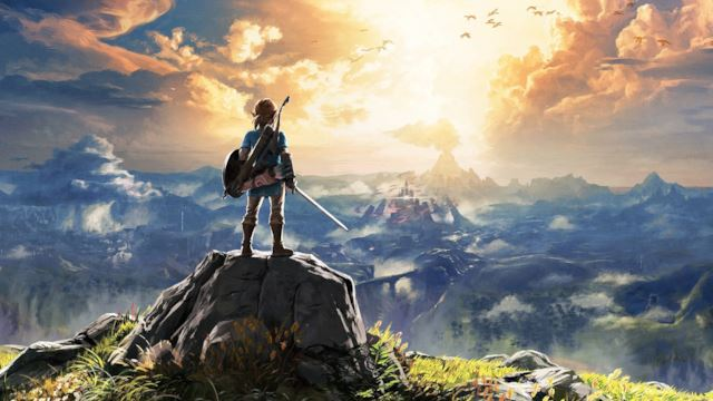 The Legend of Zelda: Breath of the Wild è il GOTY 2017 di Famitsu